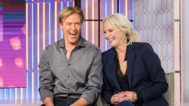 Jack Wagner and Josie Bissett reunite for 'Wedding March 2'