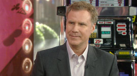 Will Ferrell talks 'The House' and plays blackjack with Matt Lauer
