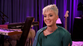 Katy Perry opens up about 96-hour live stream and her new album, 'Witness'