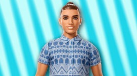 Mattel announces 15 new versions of Ken doll – even 1 with a man bun!