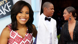Sheinelle Jones offers parenting advice to Beyonce and Jay Z