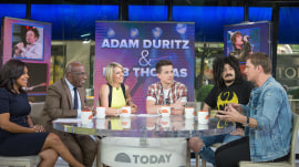 Counting Crows, Matchbox Twenty singers talk about their team-up tour