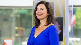 'The Nanny' star Fran Drescher talks about her 'Cancer Schmancer' charity