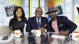 Taye Diggs reveals what his first name actually is