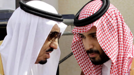 Saudi Arabia King dethrones crown prince, names son as heir