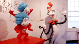 The Amazing World of Dr. Seuss Museum opens — Take a look inside!