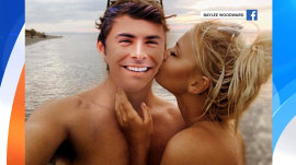 Teen replaces her ex in photos with Zac Efron