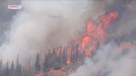 Massive wildfire in Utah scorches 33,000 acres