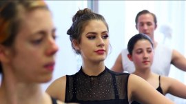 Meet the teenage theater students aspiring to perform on Broadway