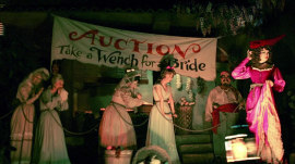 Politically correct 'Pirates'? Mixed reaction to Disney's ride change
