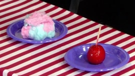 Cotton candy or candy apple: Should you eat 'This or That?!'