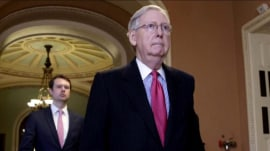 Health care battle: GOP senators poised to unveil revised bill
