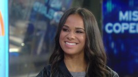 Misty Copeland on 'World of Dance' and her new Under Armour campaign