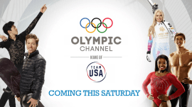 Introducing the Olympic Channel, the new home of Team USA
