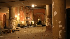 TODAY visits the forgotten concert hall hidden underneath Boston