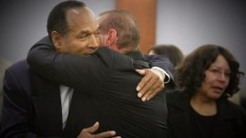 O.J. Simpson's friend Tom Scotto: 'The warden loves him'