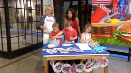 Try these simple Fourth of July crafts to keep the kids entertained