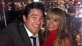 Dean Cain dishes on the date TODAY helped arrange for him: It went great!