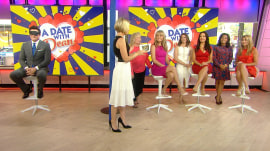 3 women compete to go on a date with Dean Cain: Which will he choose?