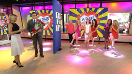 Watch Dean Cain choose a woman to date live on TODAY