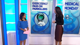 Why pain relievers may do athletes more harm than good