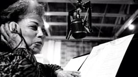 June Foray, voice of Rocky the Flying Squirrel, dies at age 99