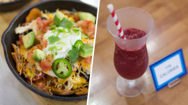 Loaded nachos, cherry slushies: Make Joy Bauer's low-calorie versions