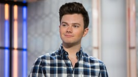 Chris Colfer talks about his last 'Land of Stories' book and upcoming film