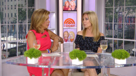 Kathie Lee reveals she once thought about leaving Frank Gifford