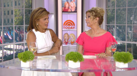 Would Kathie Lee ever shave her head for a role? KLG says…