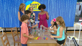 Fun ways to keep the kids busy on a rainy summer day