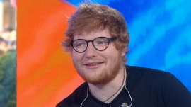 Ed Sheeran: 'I still post on Instagram and it goes to Twitter'