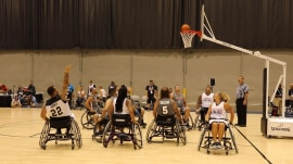 Warrior Games help wounded service members and veterans heal