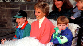 Princess Diana's role as mother is focus of new documentary