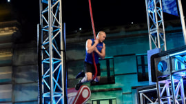 Man with Parkinson's disease competes on 'American Ninja Warrior'