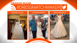 Strangers offer to lend wedding dresses to brides left in the lurch