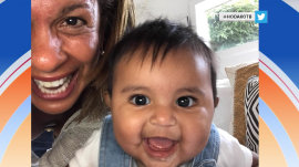 Hoda Kotb shares sweet new photo of Haley: 'It's all gums and drool!'