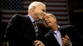 Sen. John McCain diagnosed with brain cancer; lawmakers unite in support