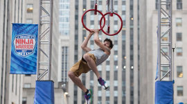 'American Ninja Warrior' hosts preview the show's 9th season