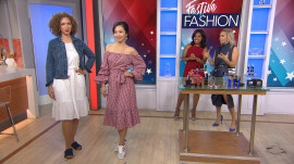 Fashion tips and makeup tricks to look festive on the Fourth of July