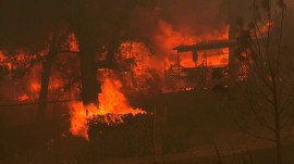 Detwiler Fire nearly doubles in size to 46,000 acres