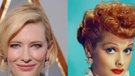 Cate Blanchett will play Lucille Ball in upcoming biopic