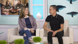 Jennifer Jason Leigh, Keir Gilchrist talk about new Netflix series 'Atypical'