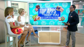 ClosetSpace, Awesome Note and other apps to get you organized