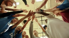 Meet the group of senior women basketball stars making up for lost time