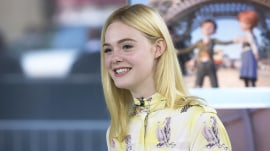 Elle Fanning talks about 'Leap!' and adorable childhood clip with Dakota