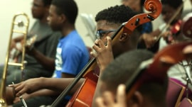 Urban youth orchestra is sweet music to Kansas City community