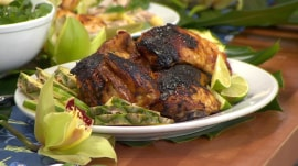 Make Hawaiian-style Huli Huli chicken (and get 2 meals out of it)
