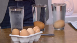 Curtis Stone's kitchen hacks: How to tell if an egg is fresh and more