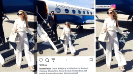 Wife of Steven Mnuchin apologizes for slamming critic of her Instagram post